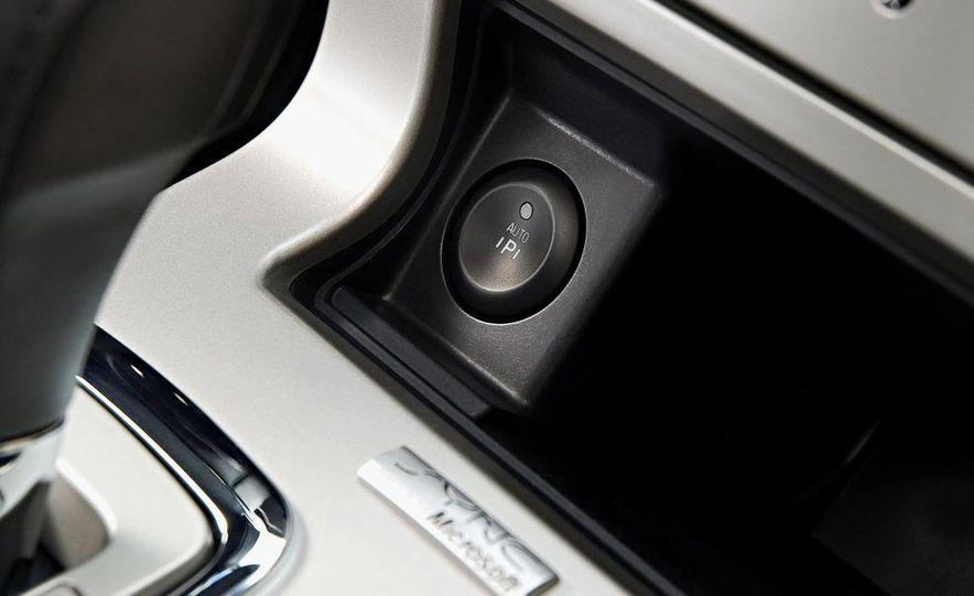 2010 Ford Flex Limited EcoBoost navigation display - Slide 14