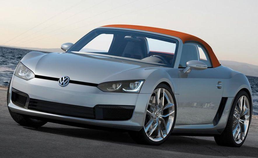 Volkswagen Concept BlueSport - Slide 19