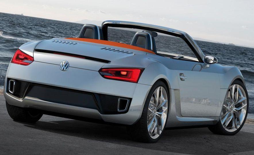 Volkswagen Concept BlueSport - Slide 21