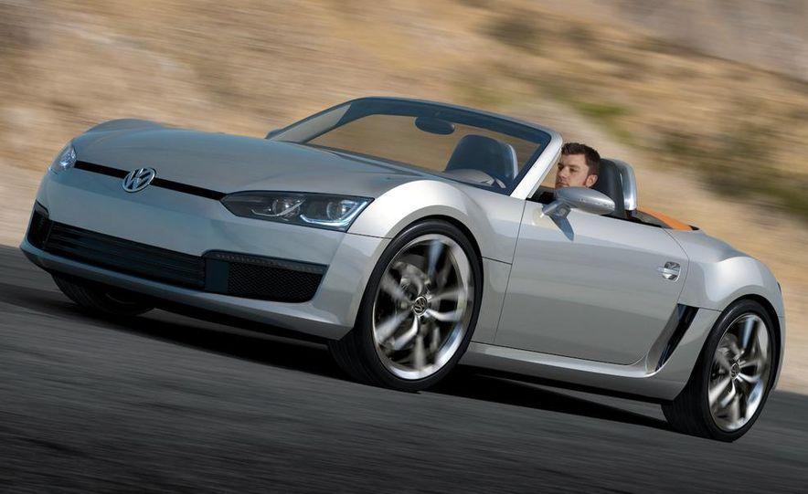 Volkswagen Concept BlueSport - Slide 26