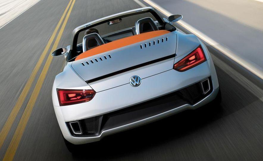 Volkswagen Concept BlueSport - Slide 27