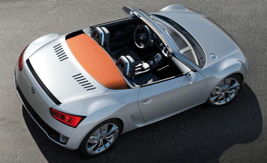 Volkswagen Concept BlueSport - Slide 29