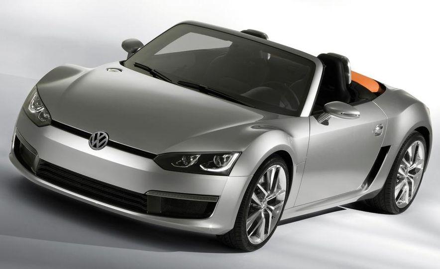 Volkswagen Concept BlueSport - Slide 32