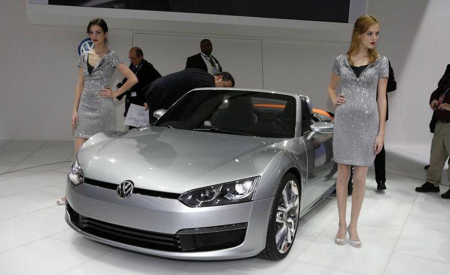 Volkswagen Concept BlueSport - Slide 5