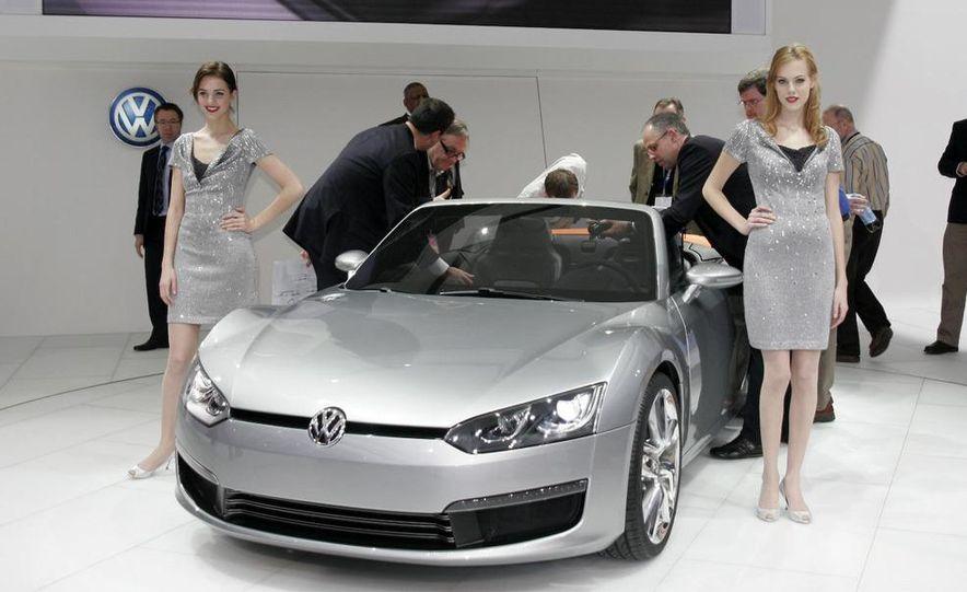 Volkswagen Concept BlueSport - Slide 4