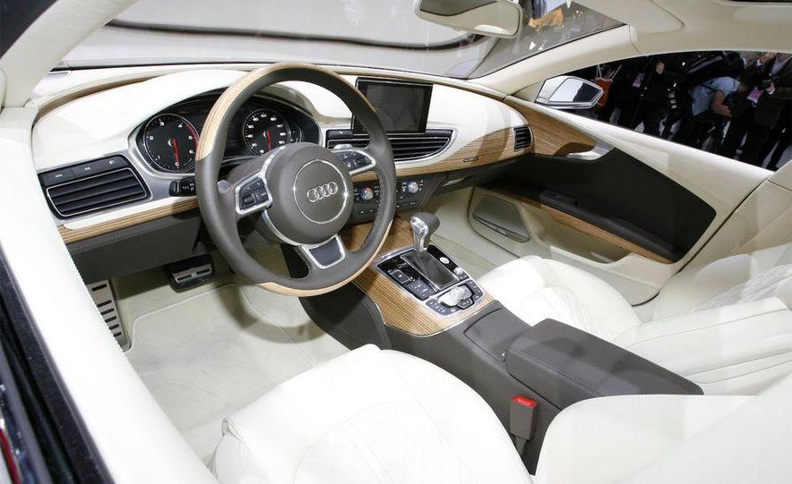 Audi A7 Sportback concept - Slide 8