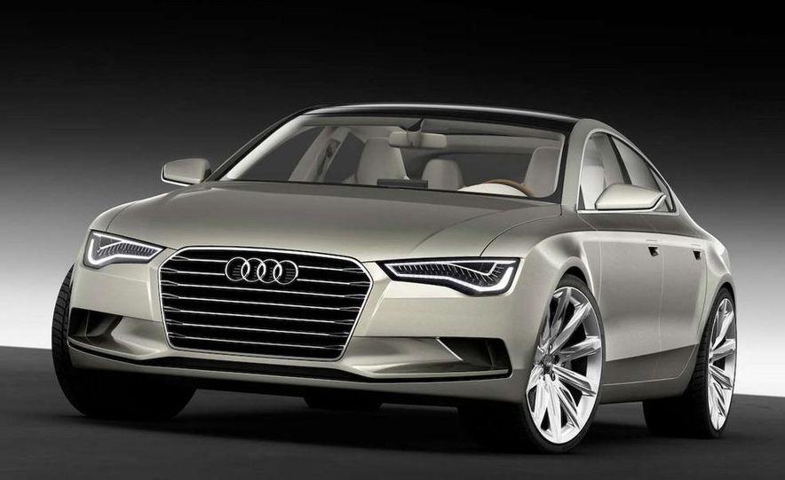 Audi A7 Sportback concept - Slide 20