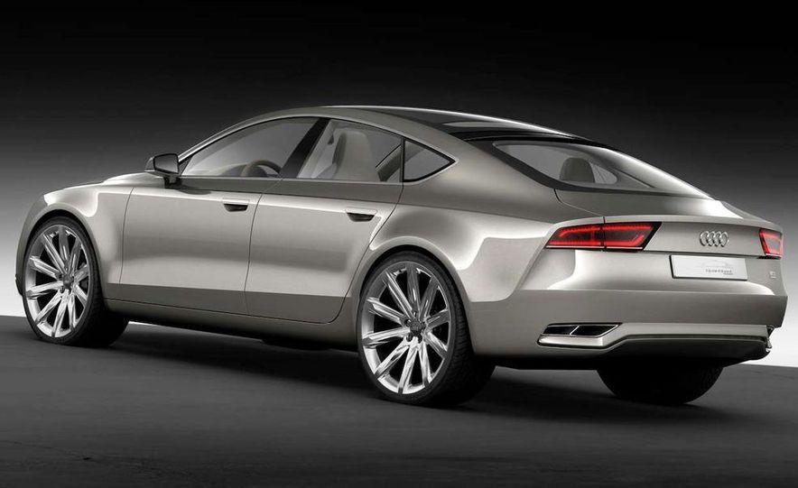 Audi A7 Sportback concept - Slide 22
