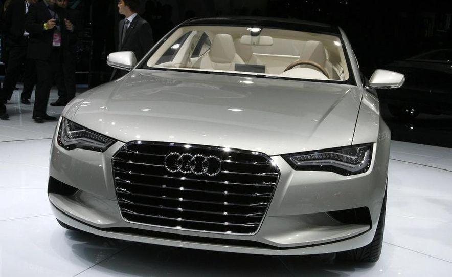 Audi A7 Sportback concept - Slide 2