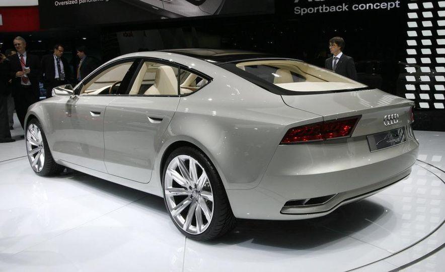 Audi A7 Sportback concept - Slide 5