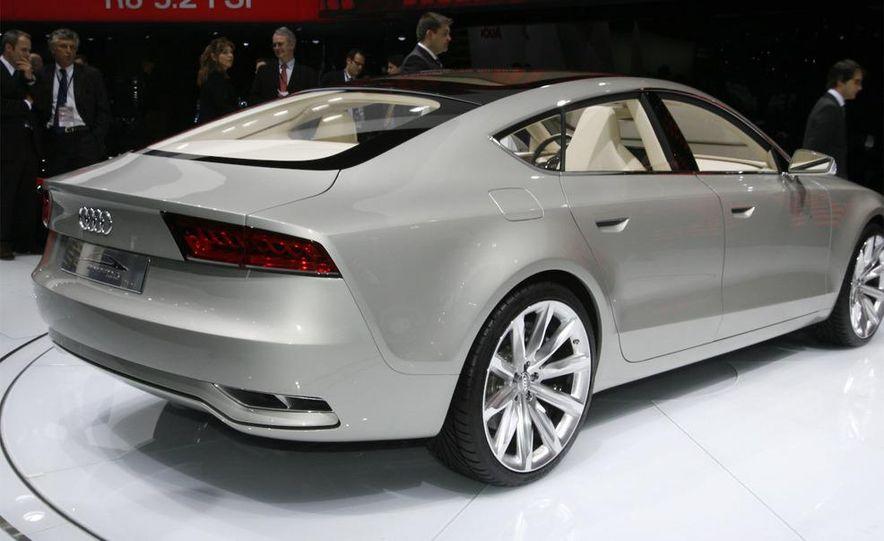Audi A7 Sportback concept - Slide 7