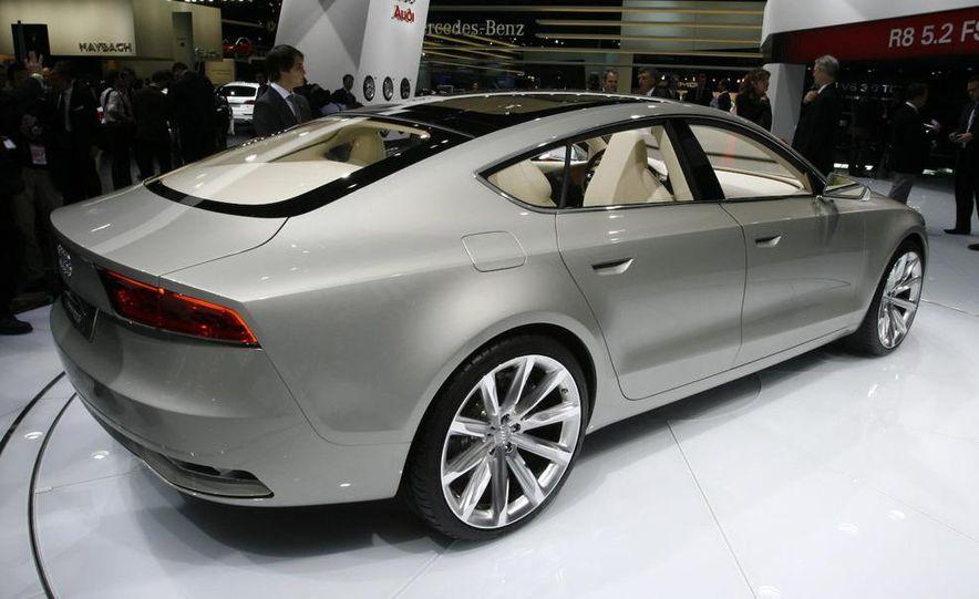 Audi A7 Sportback concept - Slide 11