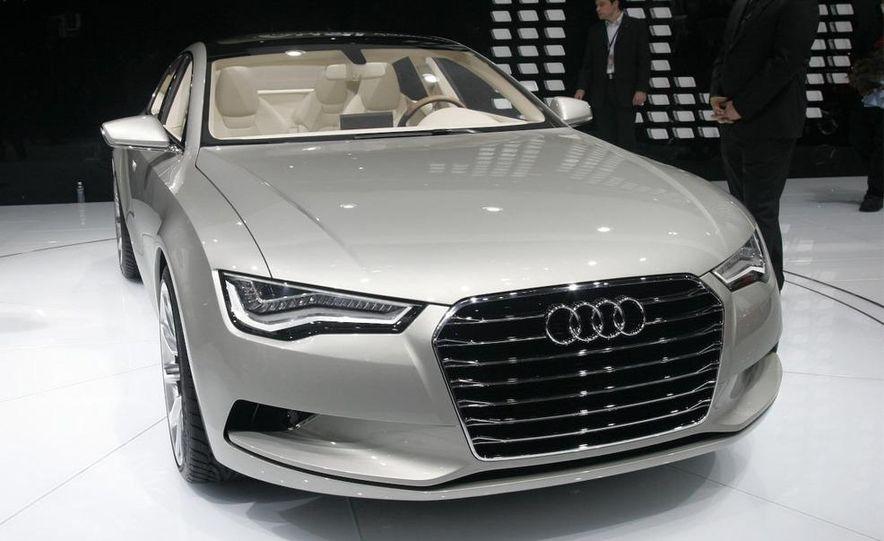 Audi A7 Sportback concept - Slide 14