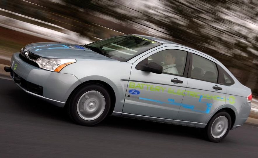 Ford Focus BEV concept - Slide 1
