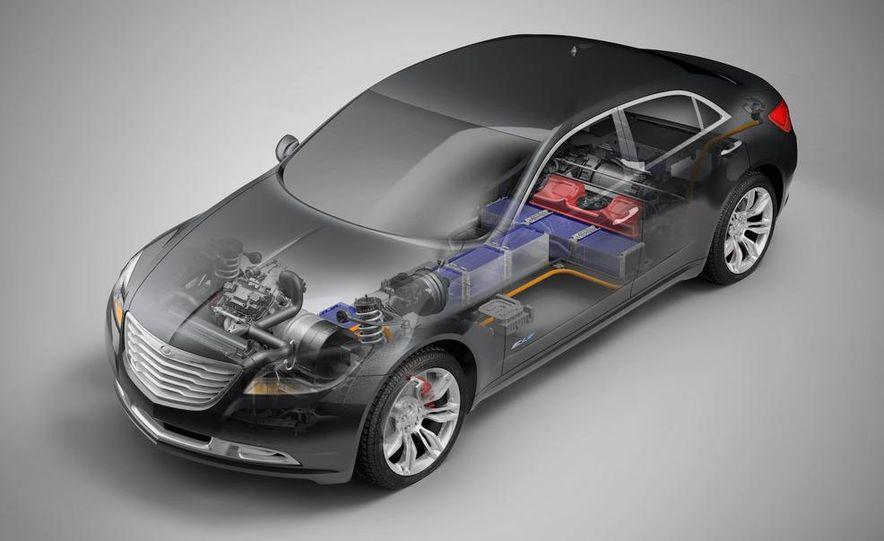 Chrysler 200C EV concept - Slide 29