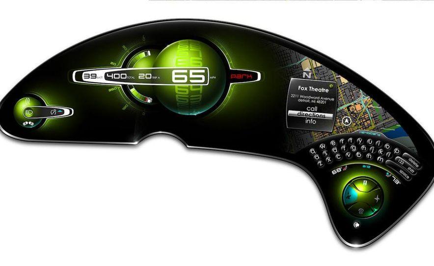 Chrysler 200C EV concept - Slide 41