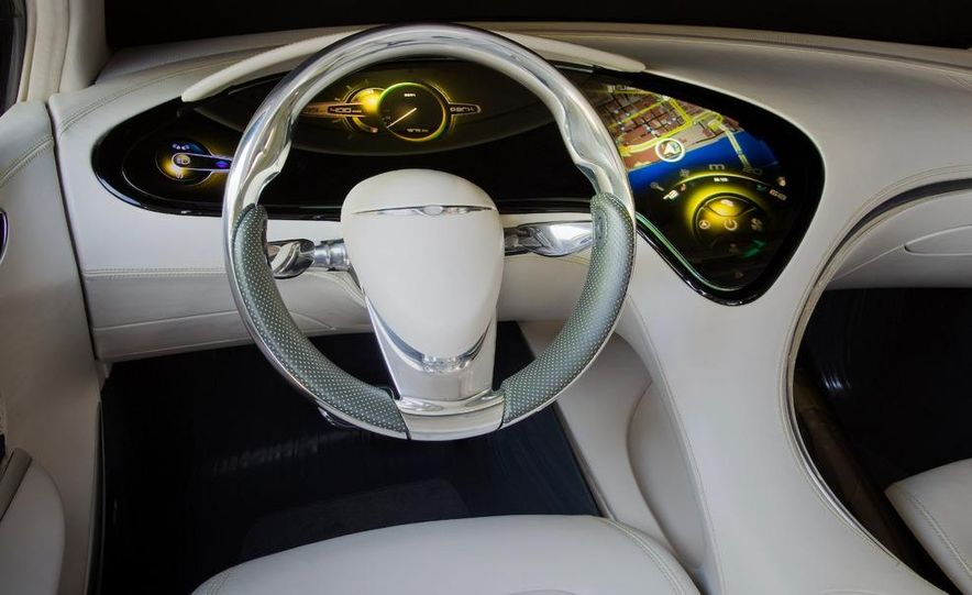 Chrysler 200C EV concept - Slide 33