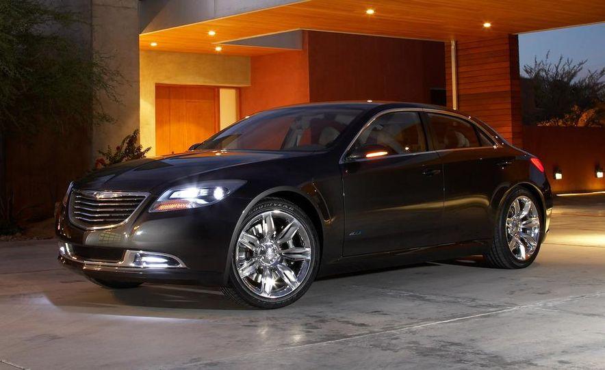 Chrysler 200C EV concept - Slide 20