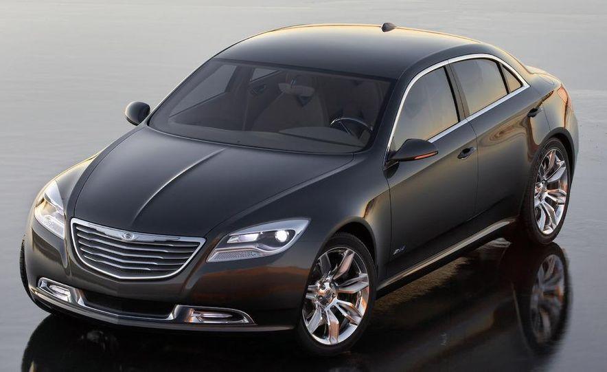 Chrysler 200C EV concept - Slide 21