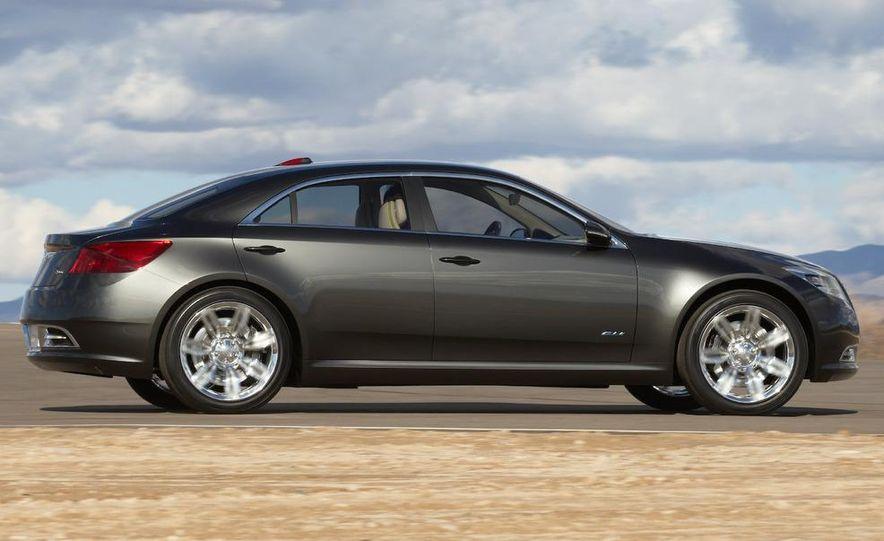 Chrysler 200C EV concept - Slide 25