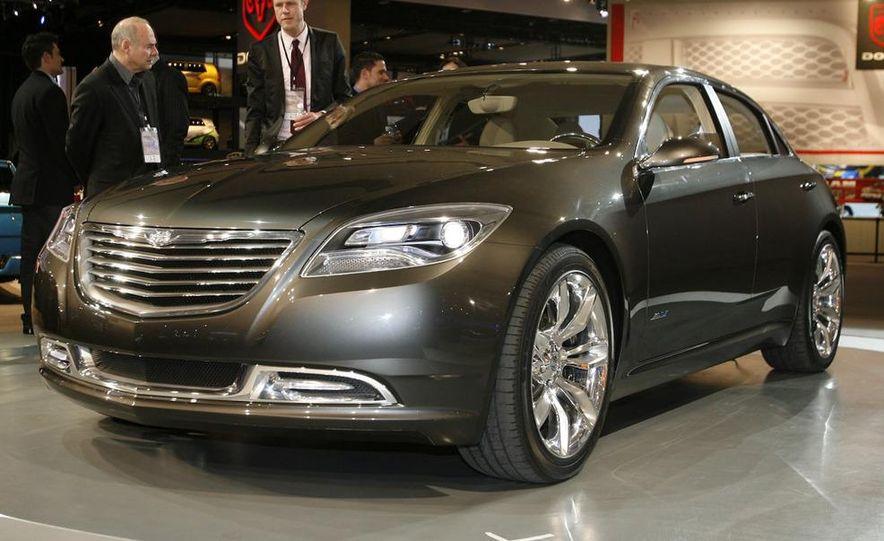 Chrysler 200C EV concept - Slide 9