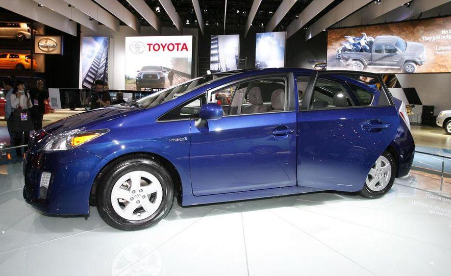 2010 Ford Taurus - Slide 43
