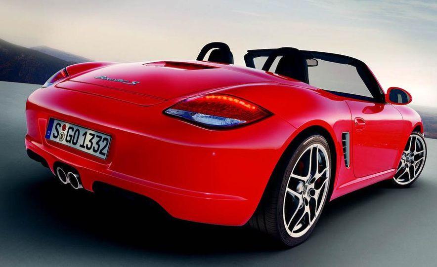 2009 Porsche Boxster S - Slide 11