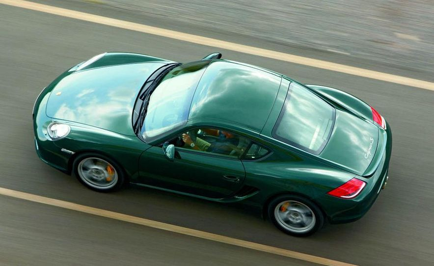 2009 Porsche Boxster S - Slide 21
