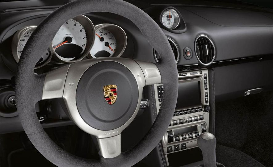 2009 Porsche Boxster S - Slide 29