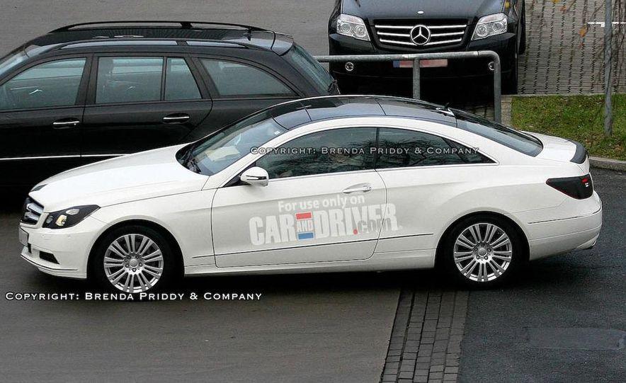 2010 Mercedes-Benz E-class coupe - Slide 5