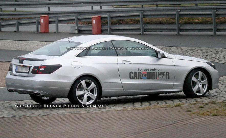 2010 Mercedes-Benz E-class coupe - Slide 6