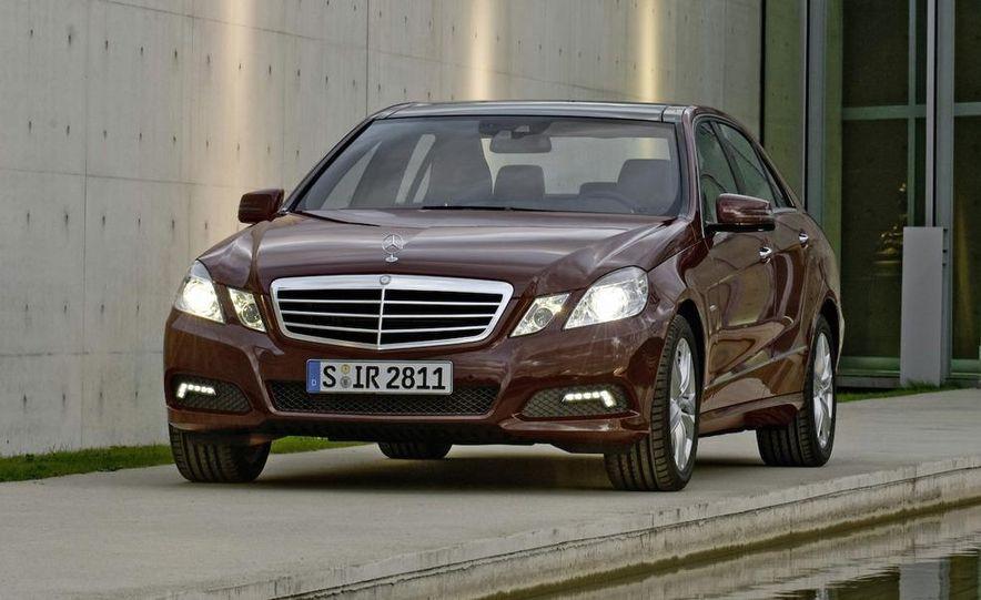 2010 Mercedes-Benz E-class coupe - Slide 13