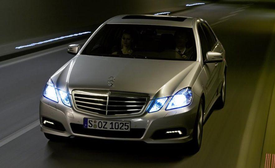 2010 Mercedes-Benz E-class coupe - Slide 9
