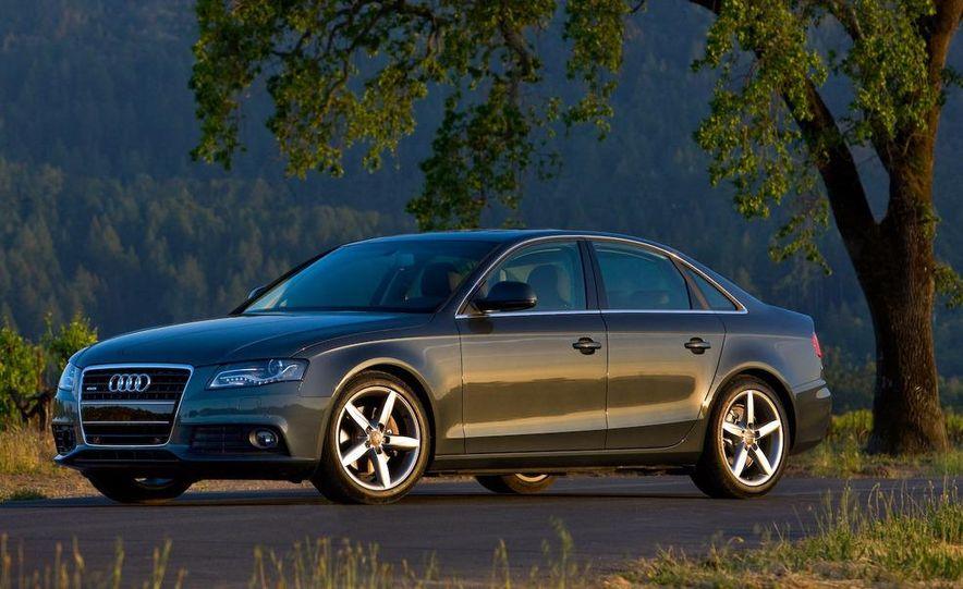 Audi A4 2.0-liter turbocharged inline-4 engine - Slide 3
