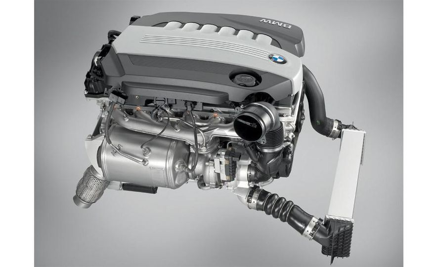Audi A4 2.0-liter turbocharged inline-4 engine - Slide 4