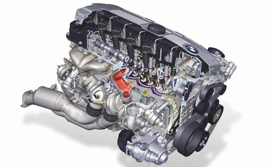 Audi A4 2.0-liter turbocharged inline-4 engine - Slide 9