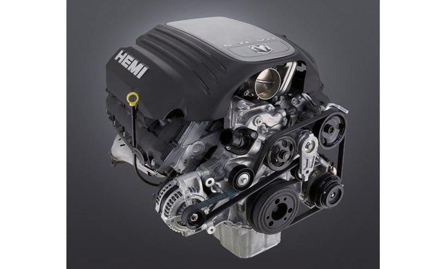 Audi A4 2.0-liter turbocharged inline-4 engine - Slide 12