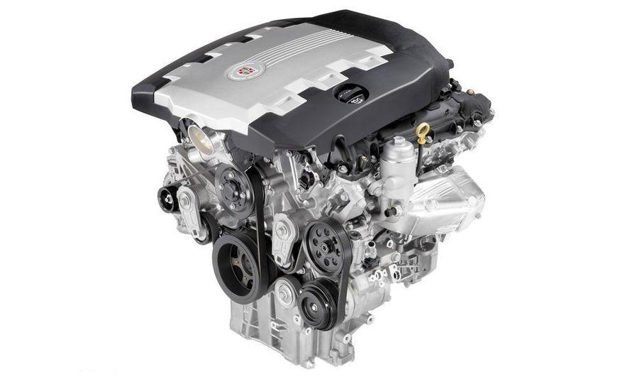 Audi A4 2.0-liter turbocharged inline-4 engine - Slide 20
