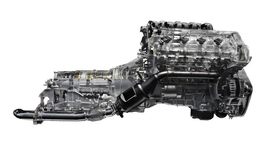 Audi A4 2.0-liter turbocharged inline-4 engine - Slide 29