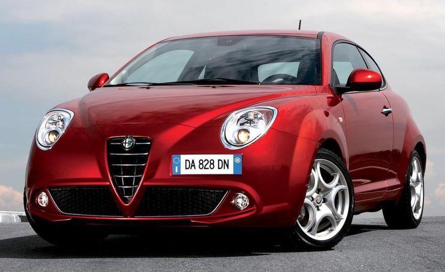 2009 Alfa Romeo MiTo - Slide 1