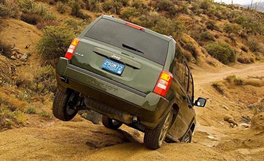 2009 Jeep Patriot - Slide 3