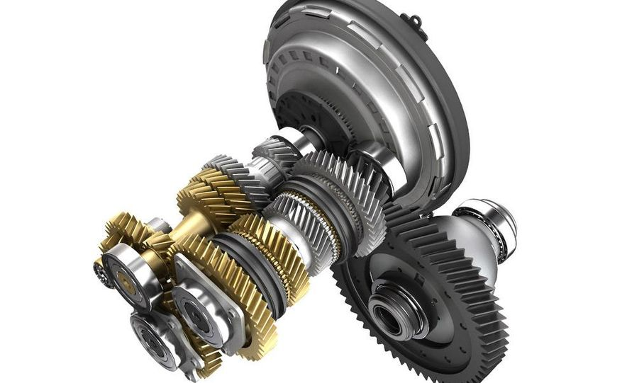 Ford PowerShift dual-clutch automated manual transmission - Slide 1