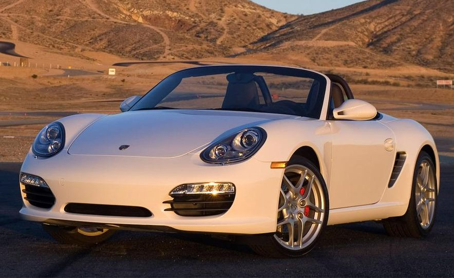2012 Porsche Boxster (spy photo) - Slide 7