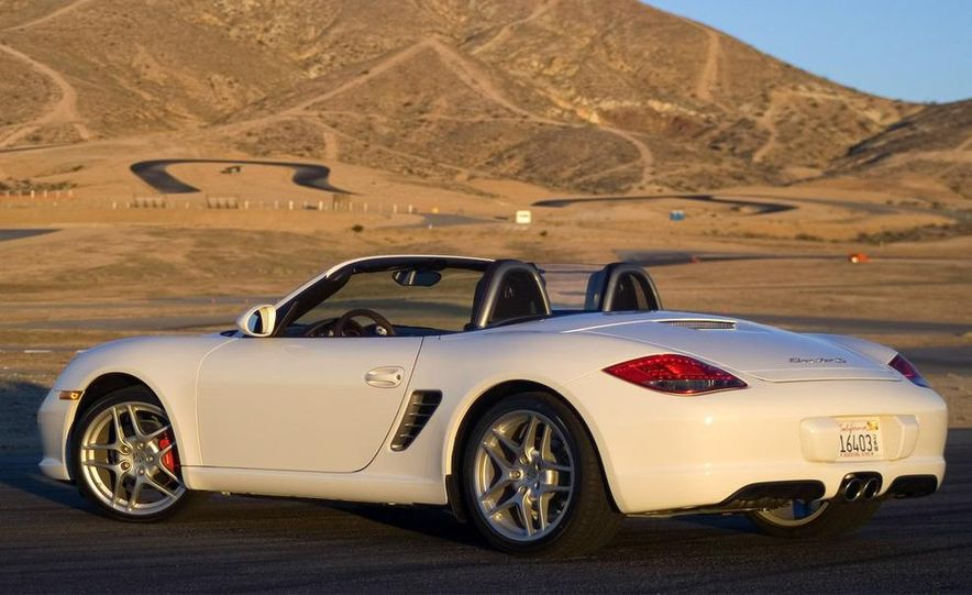 2012 Porsche Boxster (spy photo) - Slide 8