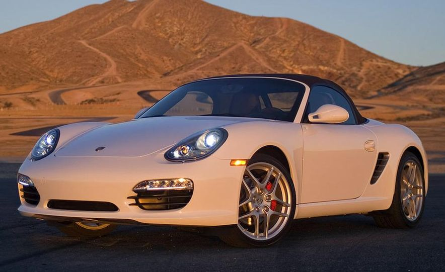 2012 Porsche Boxster (spy photo) - Slide 9