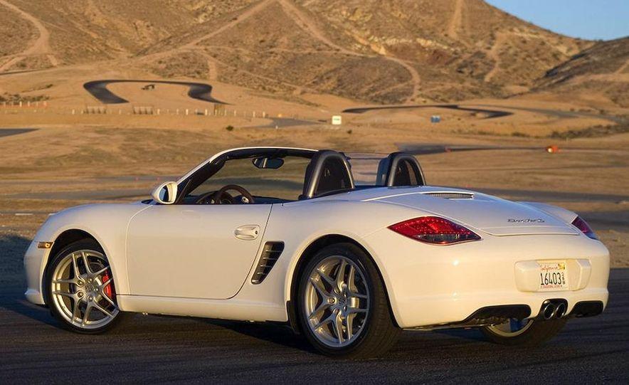 2012 Porsche Boxster (spy photo) - Slide 10