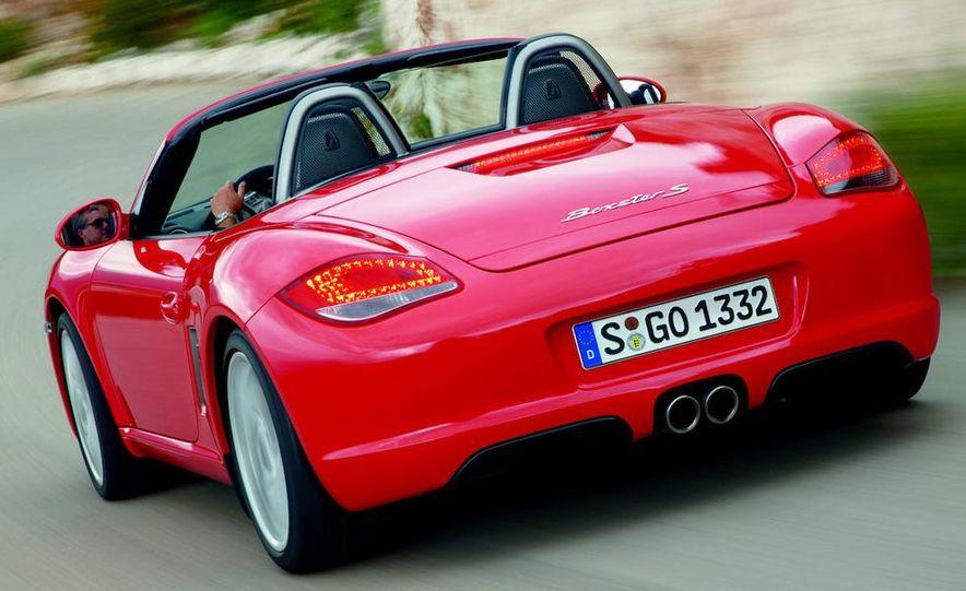 2012 Porsche Boxster (spy photo) - Slide 13