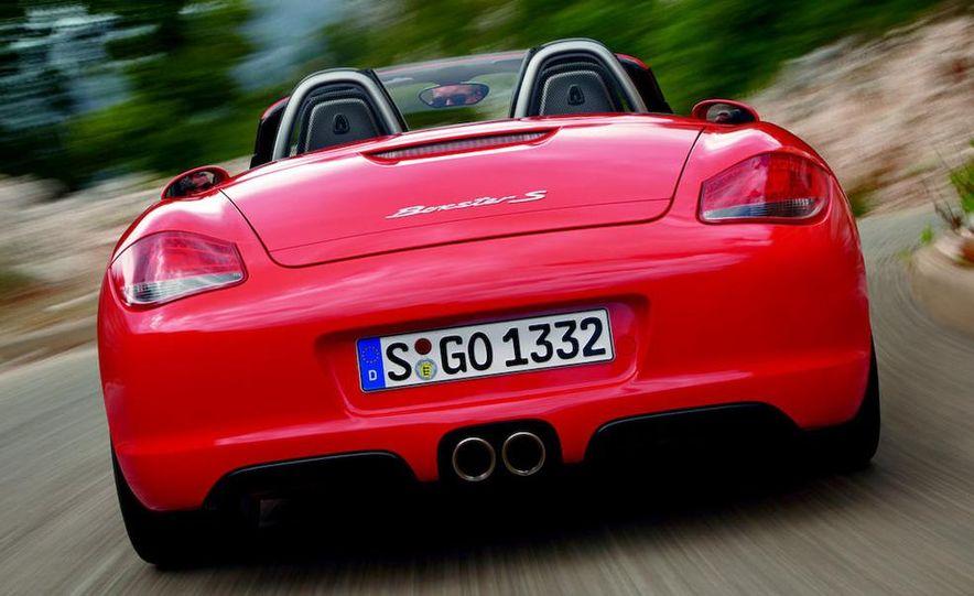 2012 Porsche Boxster (spy photo) - Slide 14