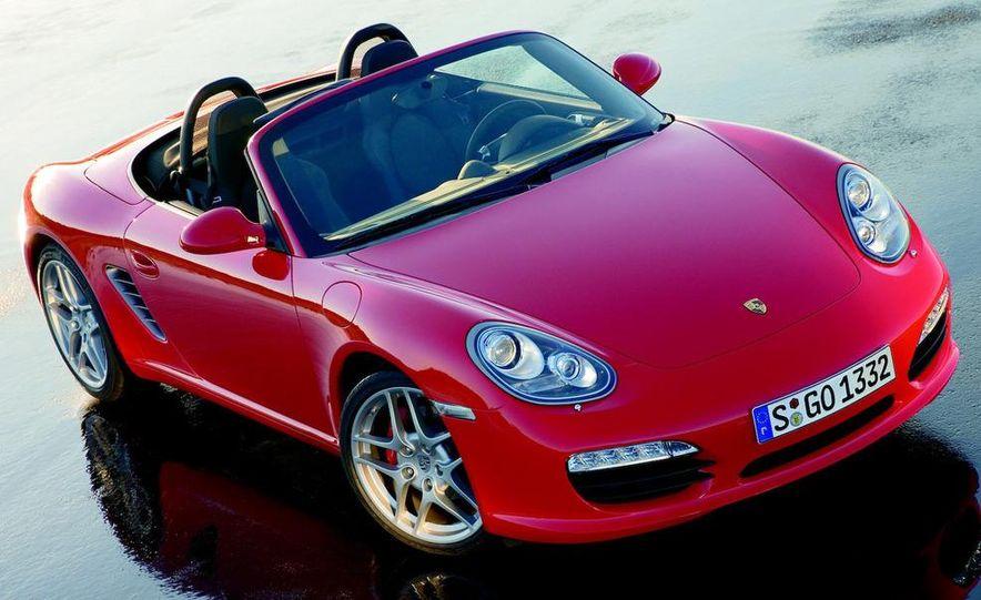 2012 Porsche Boxster (spy photo) - Slide 15
