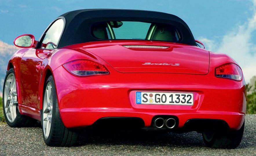 2012 Porsche Boxster (spy photo) - Slide 16